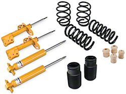 KONI Sport Adjustable Shock, Strut and Eibach Pro-Kit Lowering Spring Kit (15-21 GT w/o MagneRide)