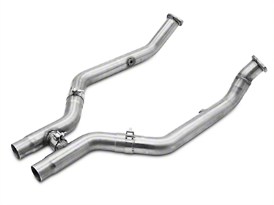 MBRP Off-Road H-Pipe (use with Cat-Back System) (11-14 GT)