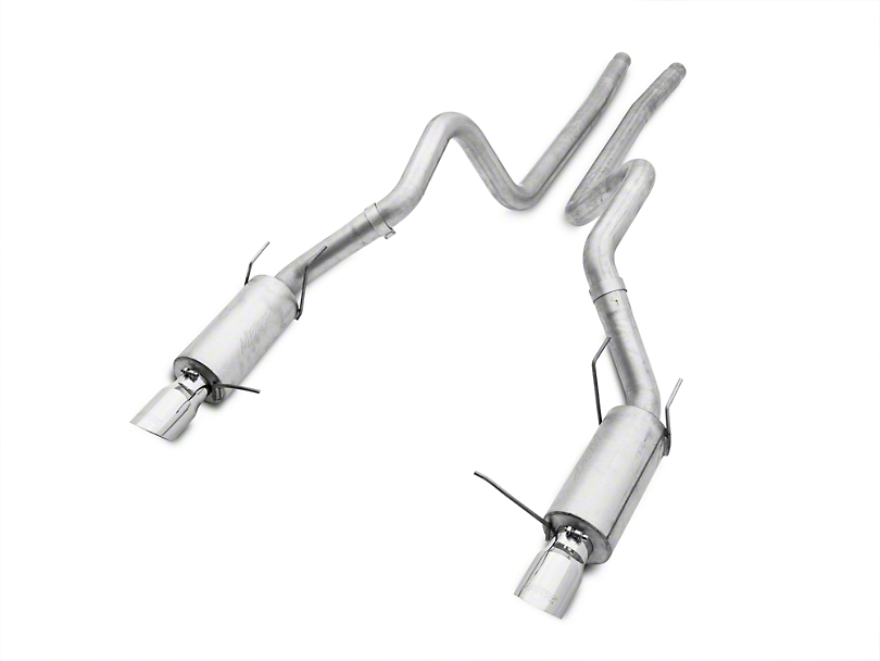 MBRP Street Cat-Back Exhaust - Stainless Steel (11-14 GT)