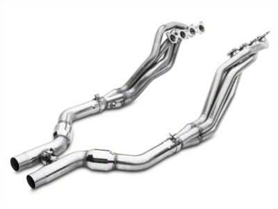 MBRP 1-7/8 in. Long Tube Headers w/ Catted H-Pipe (11-14 GT)