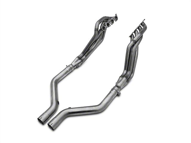 MBRP 1-7/8 in. Long Tube Header & Off-Road Mid-Pipe Kit (15-17 GT)