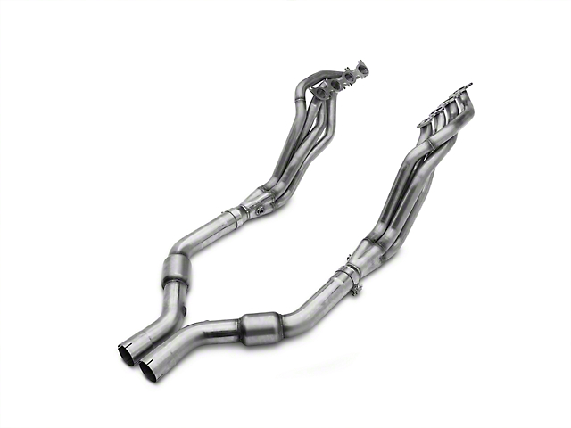 MBRP 1-7/8-Inch Long Tube Headers; Catted (15-20 GT)
