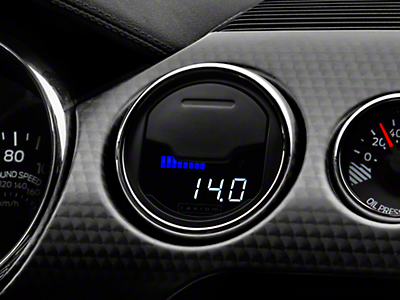 Raxiom Vent Integrated Boost Gauge w/ Vent Housing (15-19 All)