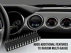 Raxiom Track Pack Software Upgrade for Multi-Gauge (15-19 All)