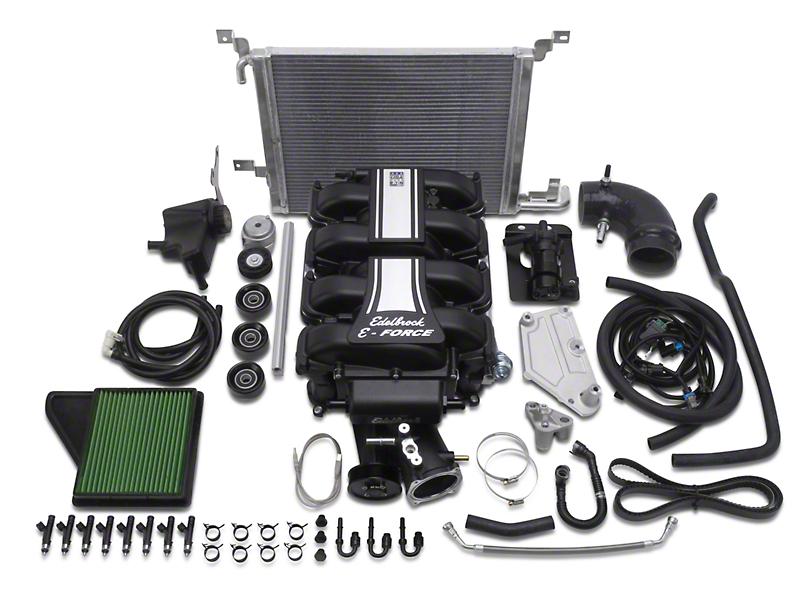 Edelbrock E-Force Stage 1 Street Supercharger Kit w/o Tuner (11-14 GT)