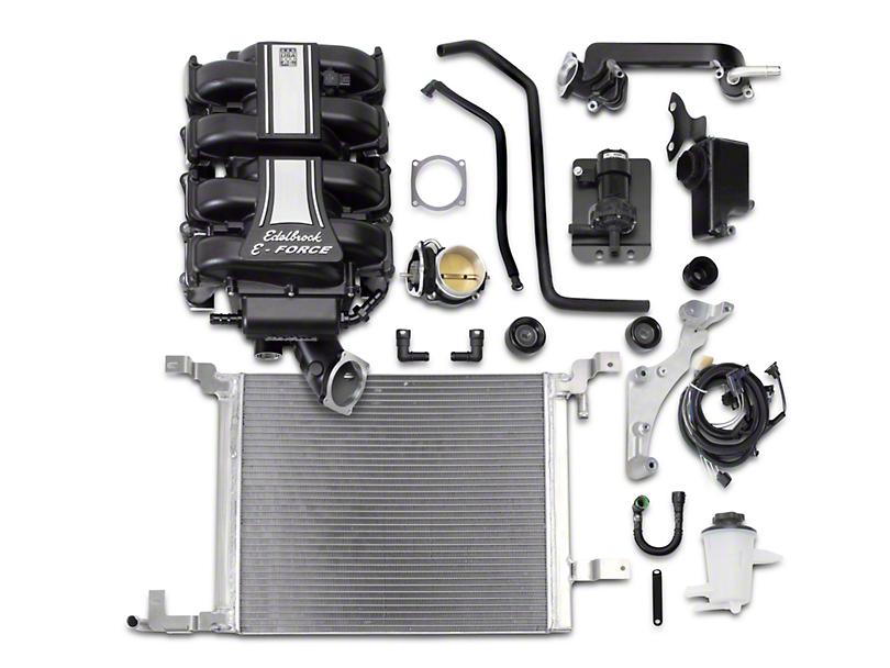 Edelbrock Stage 3 Professional Tuner Kit - No Tuner (2010 GT)