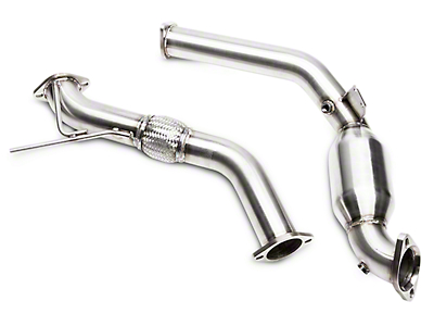 Cobb 3 in. Down Pipe - Catted (15-19 EcoBoost w/ Cobb Cat-Back)