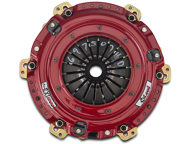 McLeod RXT Twin Disc 1200HP Clutch (07-14 GT500)