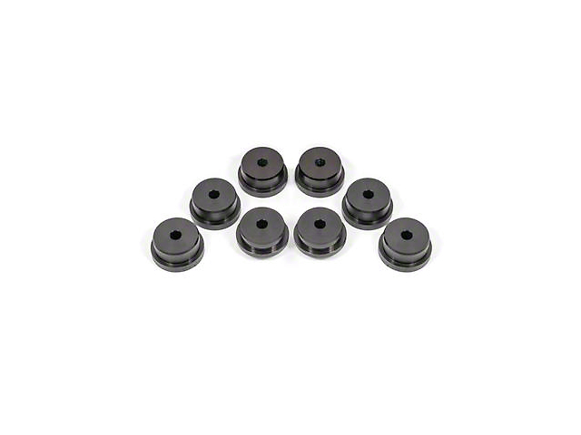 BMR Rear Cradle Bushing Kit - Delrin (15-17 All)