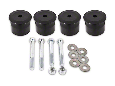 BMR IRS Differential Bushing Kit - Aluminum (15-18 All)