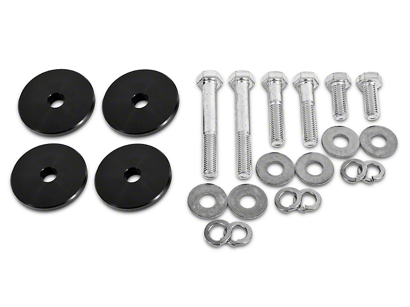 BMR IRS Differential Lockout Bushing Kit (15-19 All)