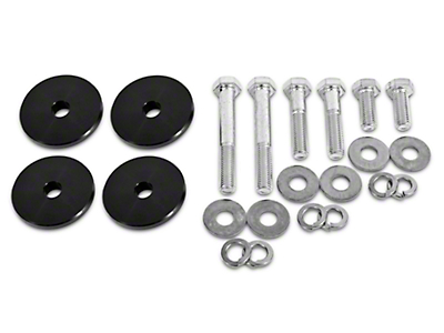BMR IRS Differential Lockout Bushing Kit (15-18 All)