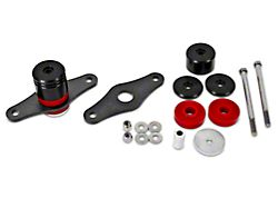 BMR Adjustable Motor Mount Kit - Polyurethane Bushings (05-20 GT, V6)