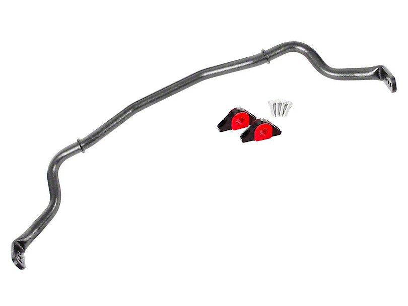 BMR Adjustable Front Sway Bar - Hammertone (15-18 All)