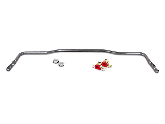 BMR Adjustable Rear Sway Bar - Hammertone (15-19 All)