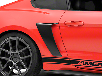 Anderson Composites Side Scoops - Carbon Fiber (15-18 All)