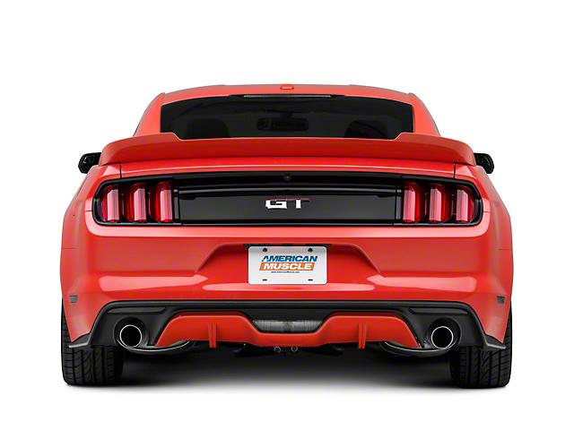 Anderson Composites Type-OE Rear Valance - Carbon Fiber (15-17 GT Premium, EcoBoost Premium)