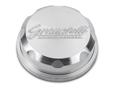 GMS Coolant Expansion Tank Cap Cover (15-18 All)
