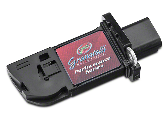 Granatelli Motor Sports High Performance Slot-Style MAF Meter / Sensor; Calibrated (15-17 GT)