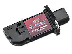 Granatelli Motor Sports High Performance Slot-Style MAF Meter / Sensor; Calibrated (15-17 GT)