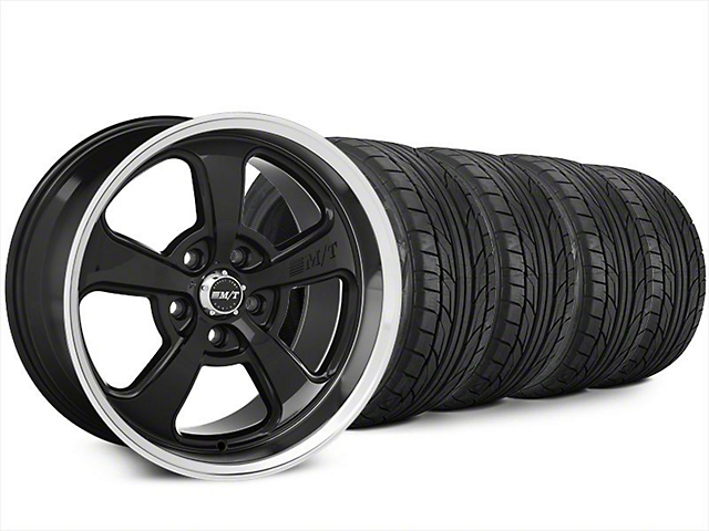 Mickey Thompson Street Comp SC-5 Black Wheel & NITTO NT555 G2 Tire Kit - 20x9 (15-17 All)