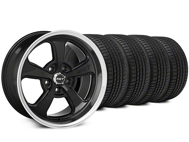 Mickey Thompson Street Comp SC-5 Black Wheel & Michelin Pilot Sport A/S 3+ Tire Kit - 20x9 (15-17 All)