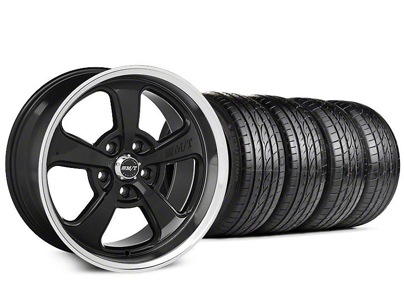 Mickey Thompson Street Comp SC-5 Black Wheel & Sumitomo HTR Z III Tire Kit - 20x9 (15-17 All)