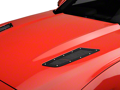 Scott Drake Speed Mesh Hood Vents (15-17 GT)