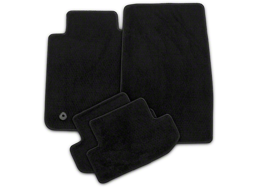 Lloyd Front & Rear Floor Mats - Black (15-18 All)