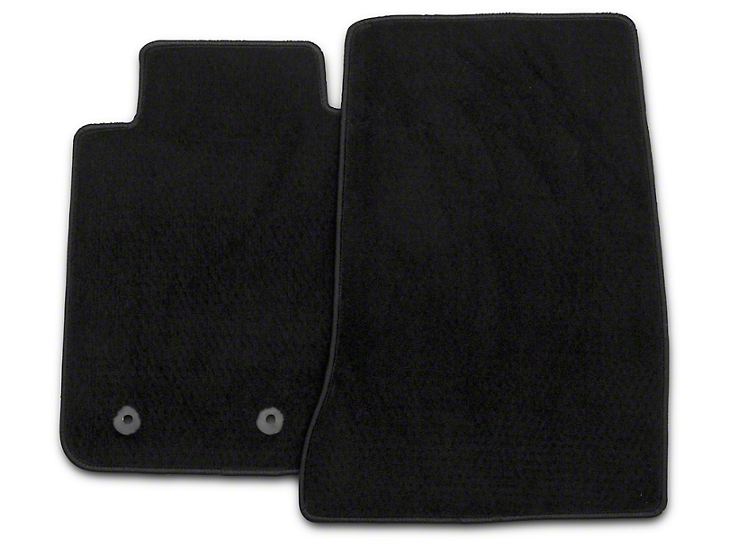 Lloyd Front Floor Mats - Black (15-18 All)