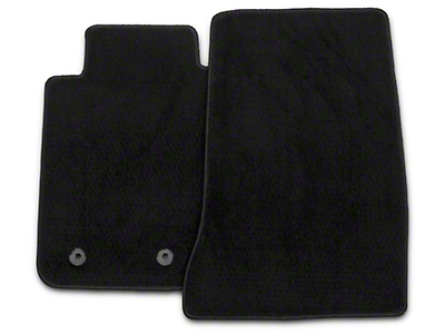 Lloyd Front Floor Mats - Black (15-17 All)