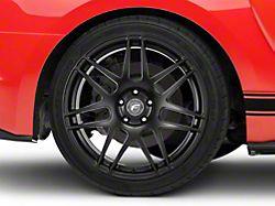 Forgestar F14 Monoblock Matte Black Wheel - 19x11 - Rear Only (15-19 GT, GT350)