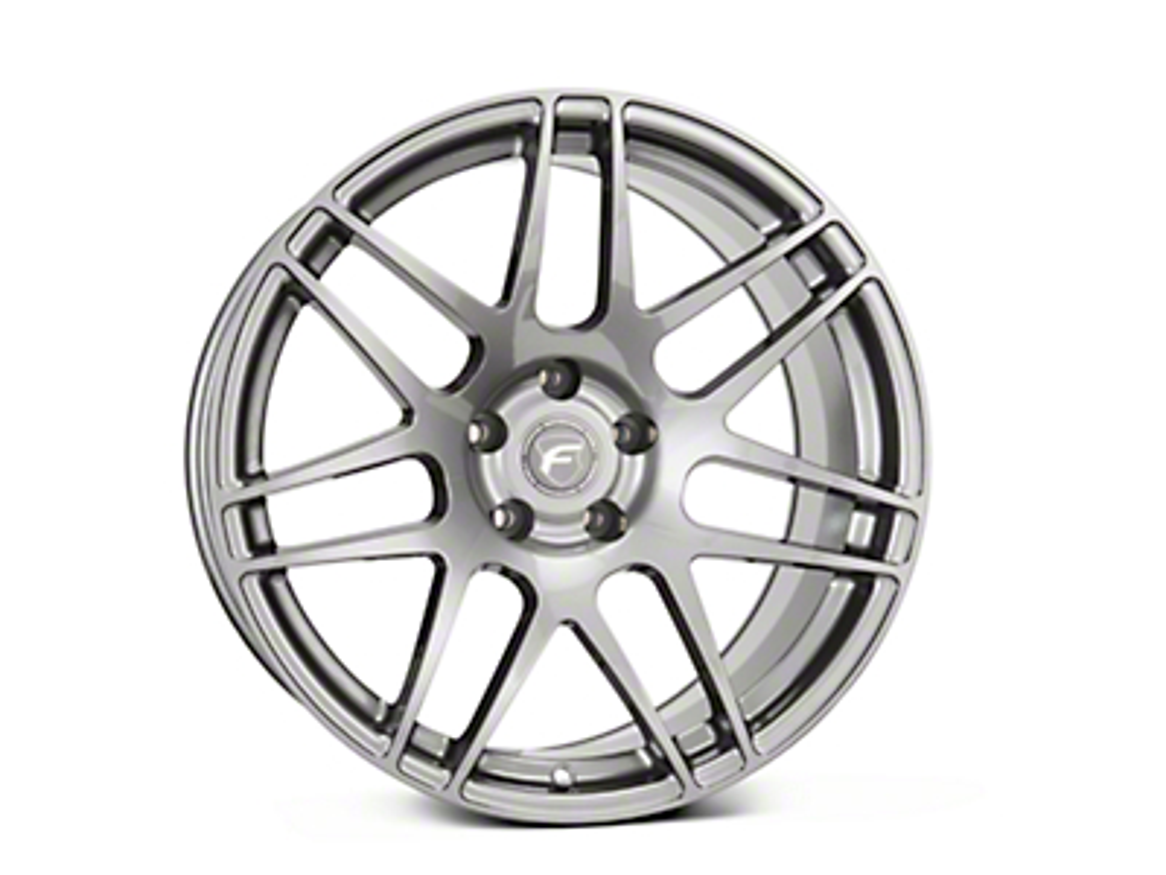 Forgestar F14 Monoblock Gunmetal Wheel - 19x11 (15-19 GT, GT350)