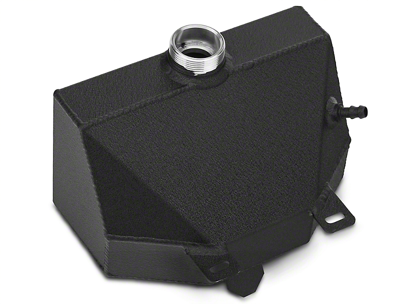 Coolant Expansion Tank - Black Wrinkle Coat (15-19 All)