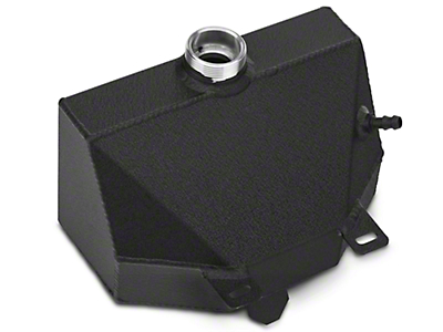 GMS Coolant Expansion Tank - Black Wrinkle Coat (15-17 All)