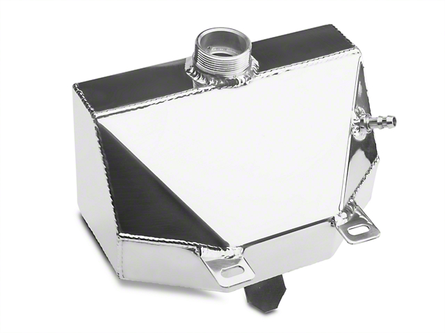 Coolant Expansion Tank - Polished (15-19 All)