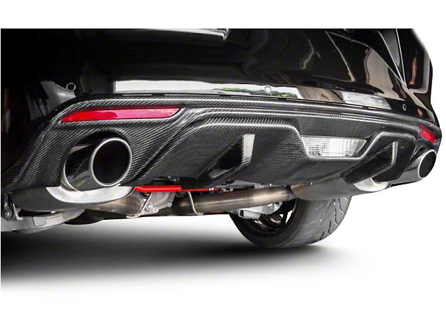 Trufiber Carbon Fiber Rear Diffuser Cover (15-17 GT Premium, EcoBoost Premium)
