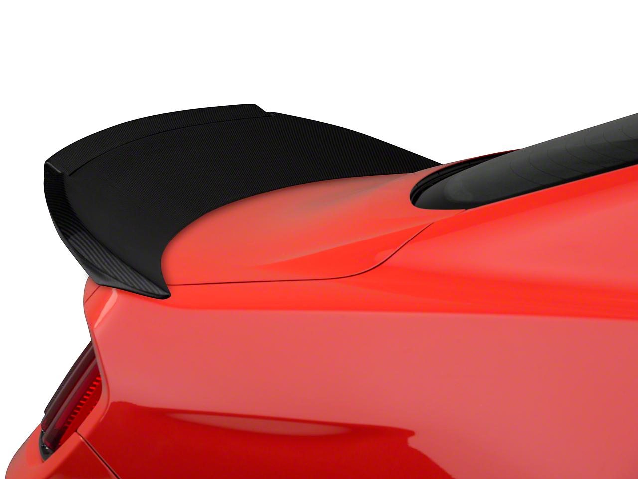 Trufiber Carbon Fiber Rear Spoiler w/ Gurney Flap (15-18 Fastback)