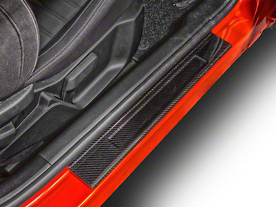 Trufiber Carbon Fiber Door Sills (15-18 All)