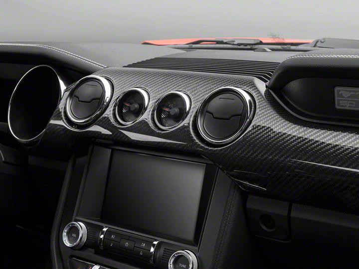 6a6926c369579 How to Install Trufiber Carbon Fiber Dual Gauge Dash Kit (15-18 GT w ...