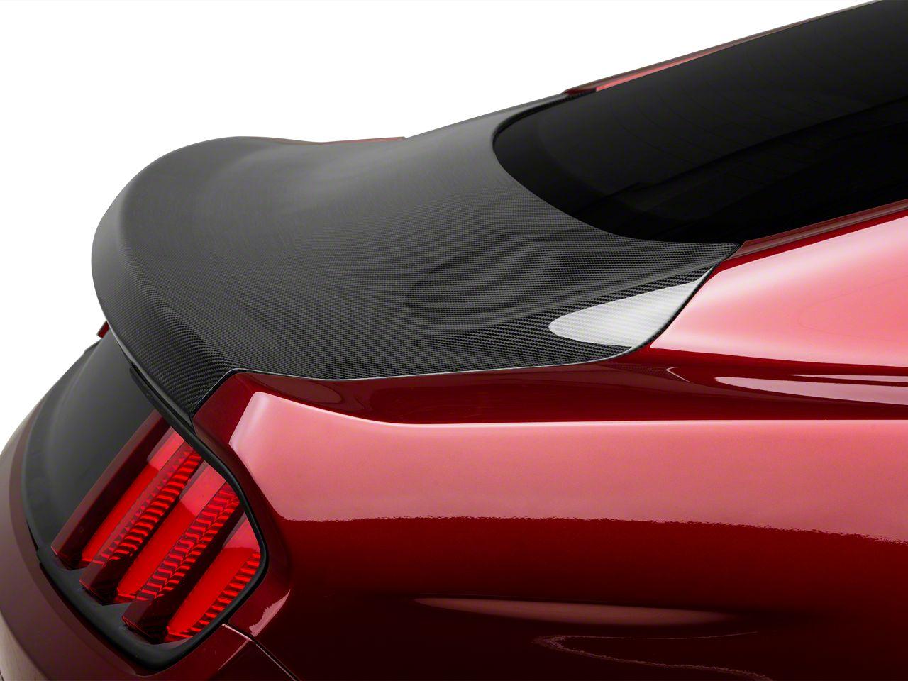 Trufiber Carbon Fiber Trunk - Fastback (15-17 Fastback)