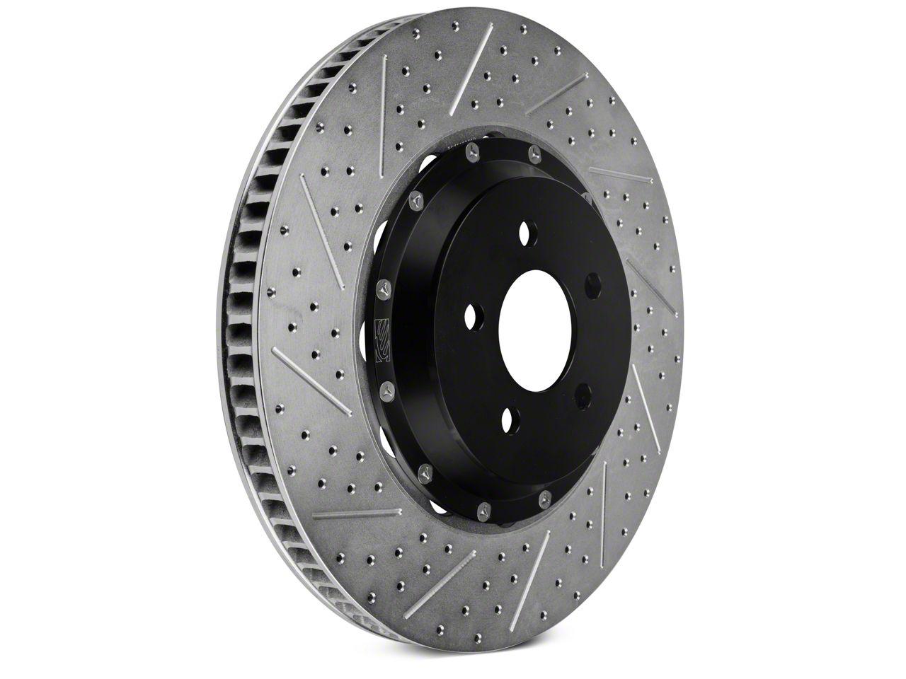 Baer EradiSpeed+ Brake Rotors - Front Pair (15-19 GT w/ Performance Pack)