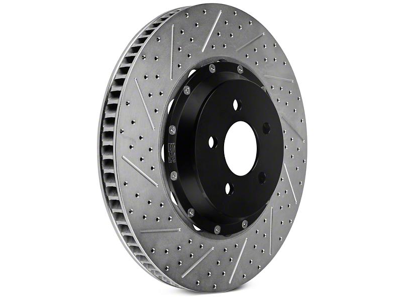 Baer EradiSpeed+ Brake Rotors - Front Pair (15-18 GT, EcoBoost w/ Performance Pack)