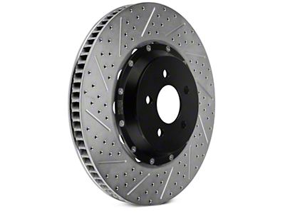 Baer EradiSpeed+ Brake Rotors - Front Pair (15-17 GT Performance Package)
