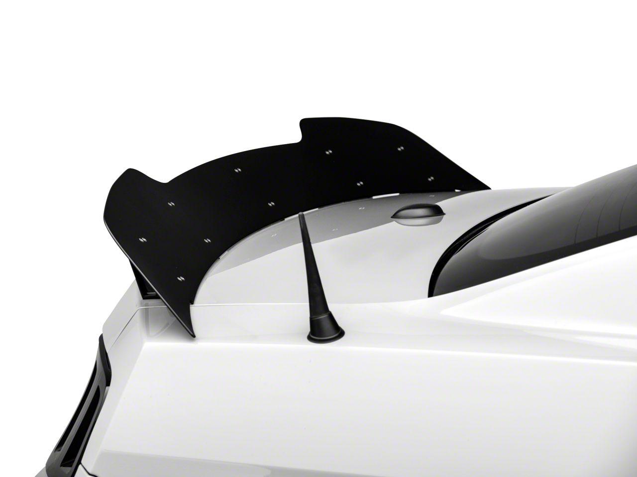 MMD Downforce Aluminum Rear Spoiler (10-14 All)