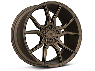 Niche Bronze Ascari Wheel - 20x10 (05-14 All)