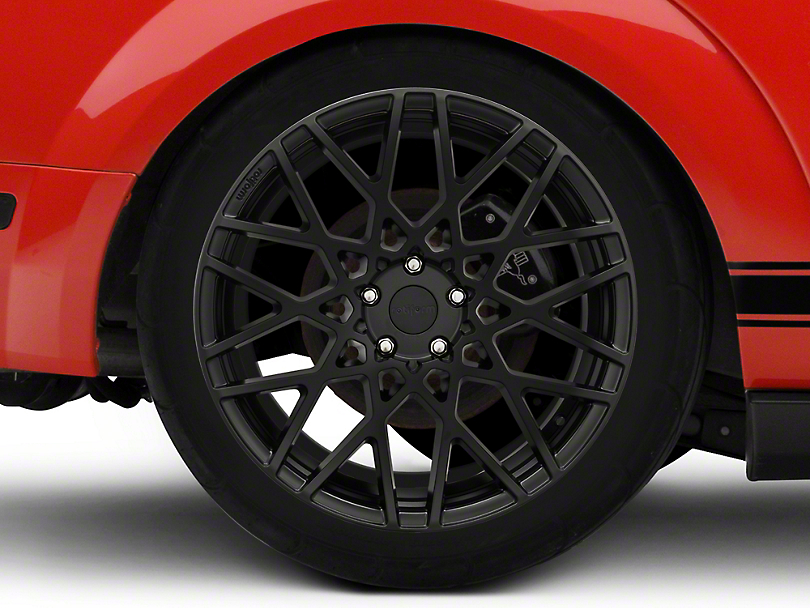 Rotiform BLQ Matte Black Wheel - 20x10 - Rear Only (05-14 All)