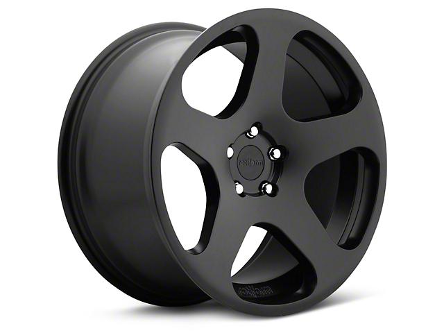 Rotiform Matte Black NUE Wheel - 19x8.5 (05-14 All)