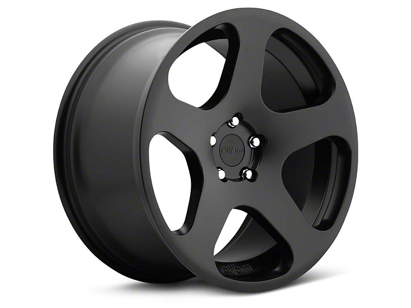 Rotiform Matte Black NUE Wheel - 19x8.5 (15-17 All)