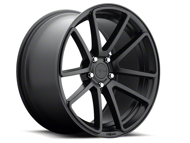 Rotiform Black Machined SPF Wheel - 20x8.5 (05-14 All)